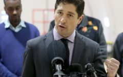 Mayor Jacob Frey is only the second Jewish mayor to be elected in the city's history.