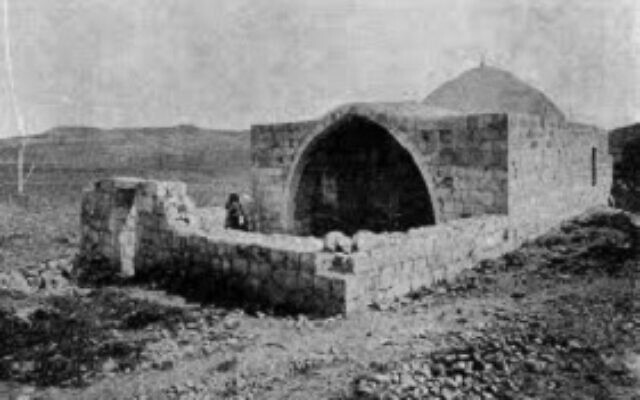 Joseph's Tomb: In the Book of Genesis, Joseph had the leaders of Israel swear that his bones would be buried in the Holy Land. He died and was buried in Egypt, but his bones were later moved to Israel.