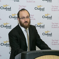 Rabbi Zalman Charytan worked through many hurdles and delays to get the permits to move forward.