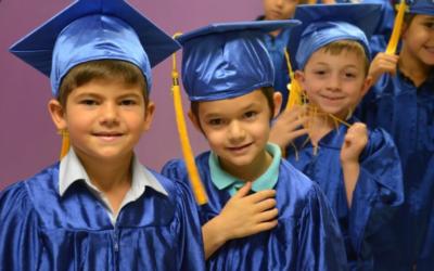 Students at Torah Day School of Atlanta are among almost 2,000 enrolled in Atlanta Jewish day schools, according to the Jewish Federation of Greater Atlanta.