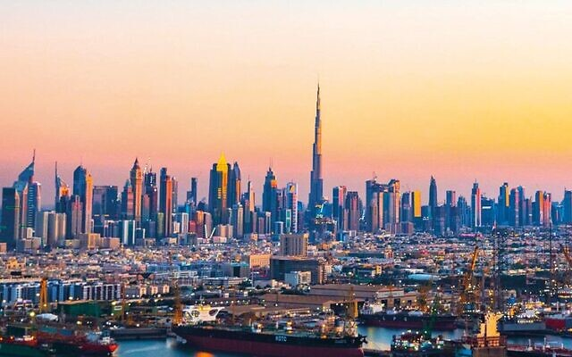 WAM Photography // Dubai is the most populous of the seven emirates in the UAE.