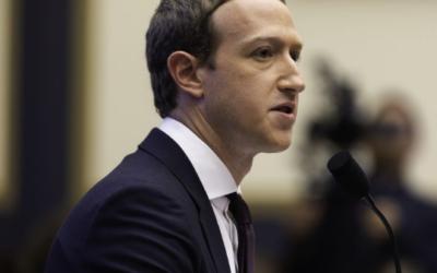 Facebook founder Mark Zuckerberg has resisted efforts to curb hate speech on social media.