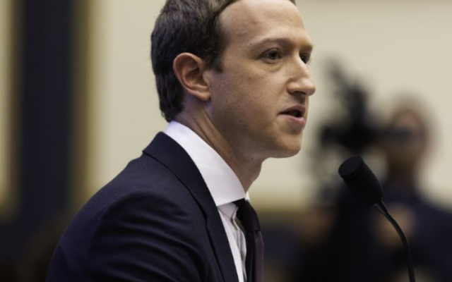Facebook founder Mark Zuckerberg has resisted efforts to curb hate speech on social media.