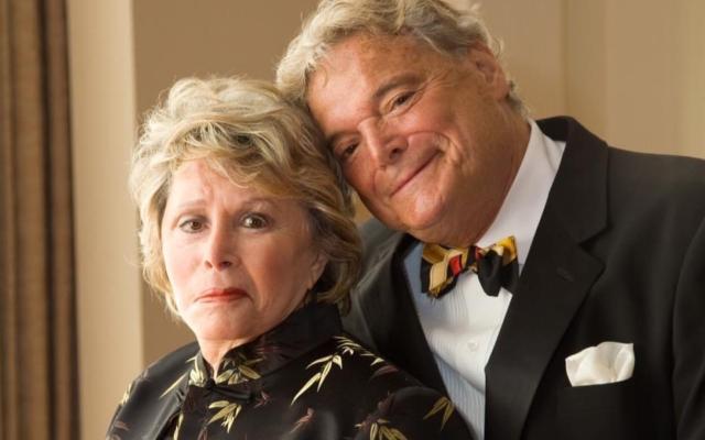Judith and Elliott Cohen