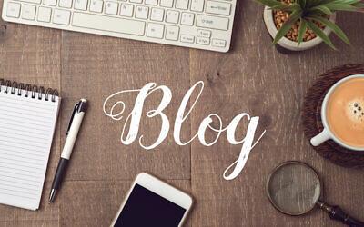 Blog for the Atlanta Jewish Times