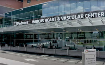 The first phase of Marcus Tower officially opened for patients Aug. 3 after a preliminary opening April 13 to meet the needs of the community during COVID-19. It closed when there was a dip in COVID patients, recleaned and reopened last week.
