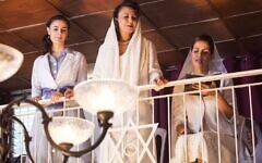 "The Israeli film ""The Women's Balcony,"" screened at the AJFF, is a ChaiFlicks film that grossed over $1 million."