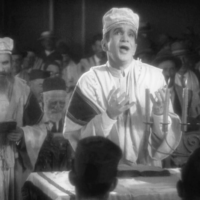 "Although the famous Cantor Yossele Rosenblatt appears in the film, he refused to perform the ""Kol Nidre"" prayer and Al Jolson sang the words."