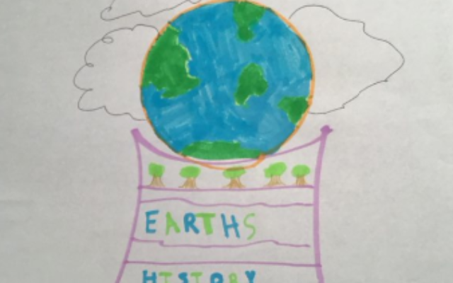 Graham Goodhart 12 years old Learning To Take Care of Earth