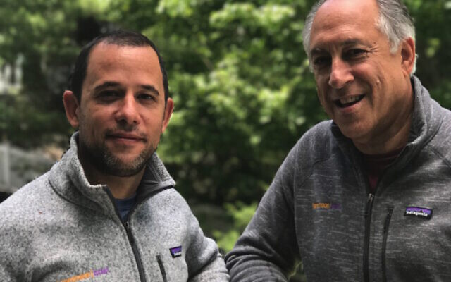 Honeymoon Israel founders and CEOs Mike Wise and Avi Rubel have ties to the Atlanta Jewish community.