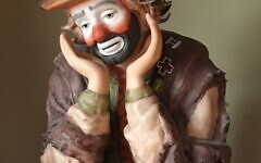Emmet Kelly left the funny, high-antic clown rubric. He created the first hobo clown, whose act is bittersweet. He became the most famous American clown, and his son, Emmett Kelly, Jr. carries on the tradition.