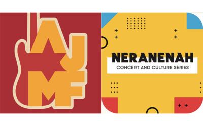 "The AJMF has a  new logo for the rebranded Neranenah music festival attempts to up the ""cool"" factor to the event."