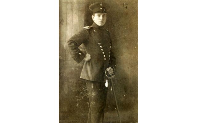 Ethel Bell Mossman Family Papers // Camp McClellan, Ala., during World War I, June 11, 1918.