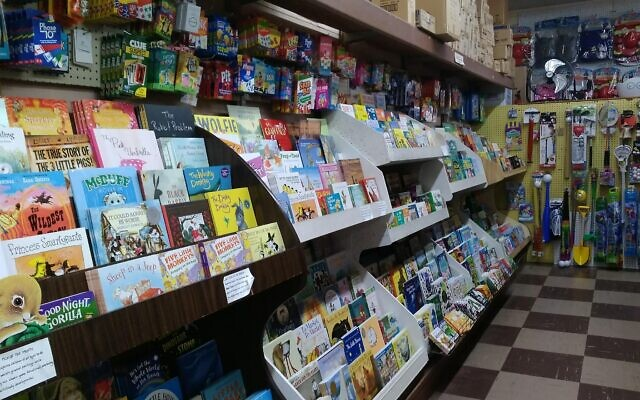 """We carefully curate our book selections, and we carry every major publisher for all ages including children and adults,"" owner Robert Klenberg said."