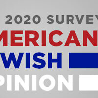 The American Jewish Committee released a survey of voters Oct. 19.