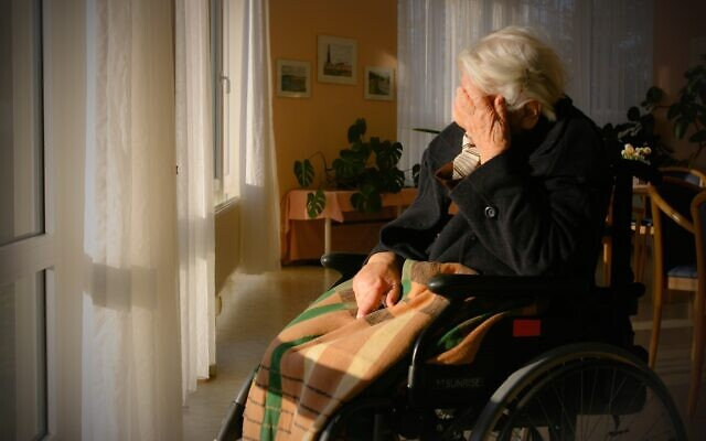 A feeling of isolation is a big problem for seniors,  according to Debbie Dooley, a geriatric care manager at Jewish Family & Career Services.