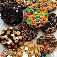 Lindsay Morrison's delicious and flavorful cookies are topped with sweets galore.