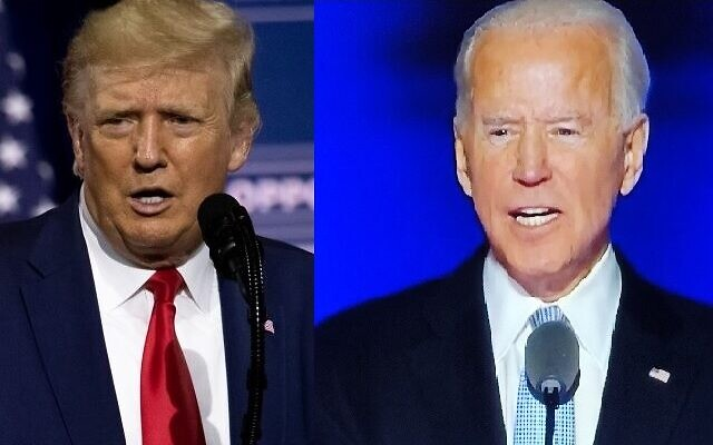 Former vice president Joe Biden was projected the unofficial winner nationally by major media organizations Nov. 7, but President Donald Trump had not conceded at press time.
