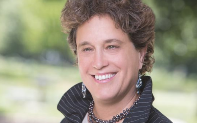 Faye Twersky comes to the Arthur Blank Family Foundation from the large, wealthy Hewlett Foundation