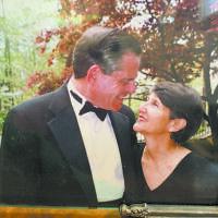 Phyllis and Richard Franco