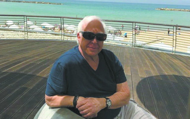 Dr. Scheinberg has visited Israel several times since immediately following the 1967 Six Day War.