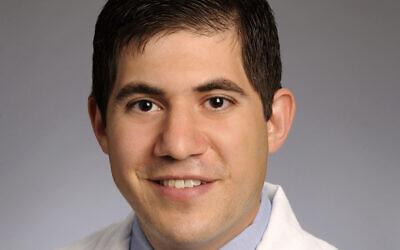 Photo courtesy of Winship Cancer Institute at Emory University / / Dr. Jonathon Cohen