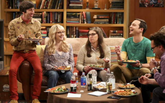 "For nine years Bialik starred as a regular on CBS's ""The Big Bang Theory."""
