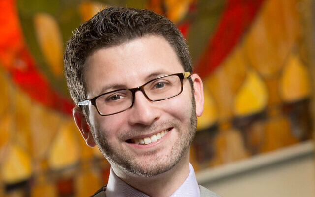 Rabbi Josh Hearshen is celebrating his first Passover since coming to the Druid Hills congregation.