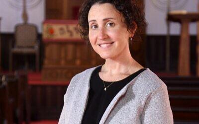 Rabbi Rachel Bregman served the Brunswick, Ga., community.