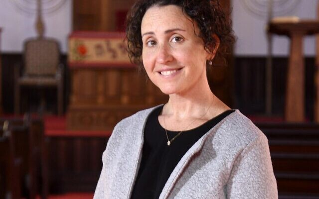 Rabbi Rachel Bregman served the Brunswick, Ga., community.