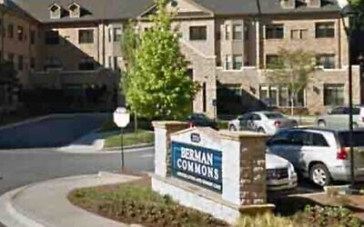 COVID-19 hit residents and staff of the Berman Commons.