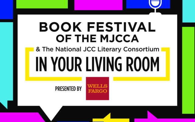 The Book Festival of the MJCCA gained a larger online audience during the pandemic.