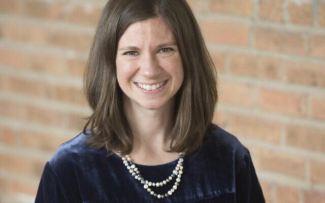 Lauren Henderson is Or Hadash's new rabbi.