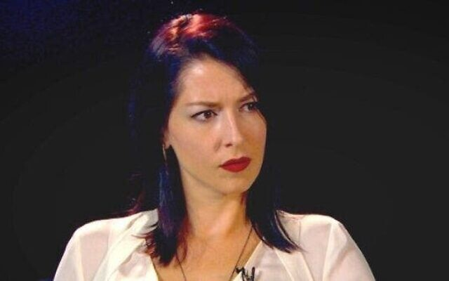 Abby Martin was prevented from speaking at Georgia Southern.