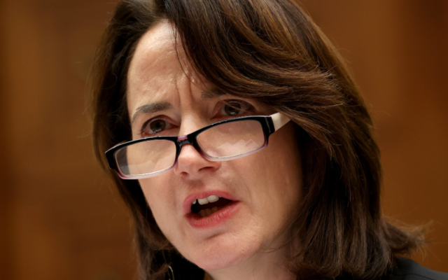 Avril Haines will help lead Biden's intelligence community team.