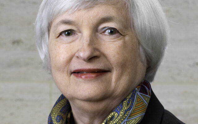 Janet Yellen is the Biden nominee for secretary of the treasury.