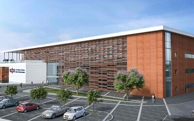 Photos courtesy of MDA // Artist's rendering of completed Marcus Center.