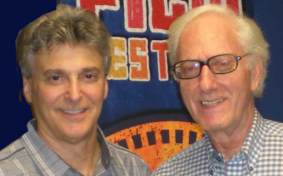 Michael Bernstein and Bob Bahr
