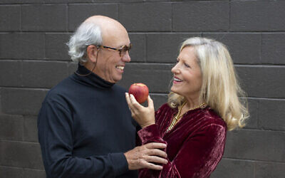 Clive and Sandra Bank are owners of Added Touch Catering.