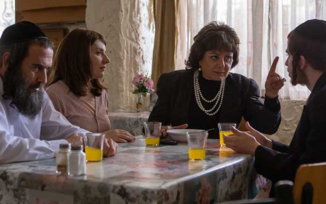 Since 2018, Netflix has broadcast the daily challenges of the Shtisel family.