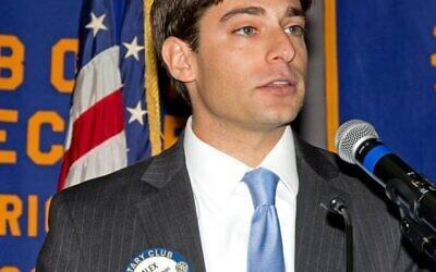 Atlanta attorney Alex Kaufman was on the line, but did not speak, during Trump's Nov. 2 call with Raffensperger.