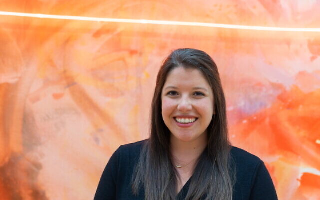 Melissa Katzin is the High Museum of Art's manager of family programs.