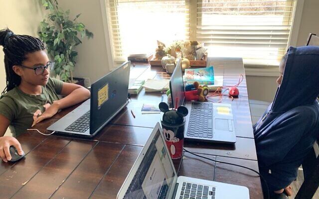 The Batya children use Kahn Academy online for some subject curriculum.