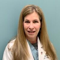 """Dr. Joan Hader is an Atlanta native who treats both men and women. She challenged herself during training when her attending physician said, """"Women don't go into urology."""""""