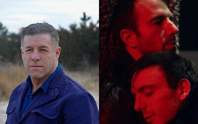 Eric Steel, Director of 'Minyan'