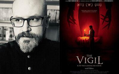 Keith Thomas, director of 'The Vigil'