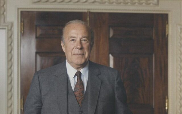 George Shultz, former U.S. secretary of state, died at 100 earlier this month.