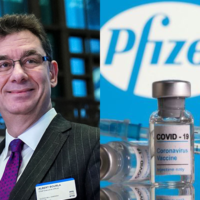 Pfizer CEO Albert Bourla is generally credited with driving the company to develop its COVID vaccine in record time.