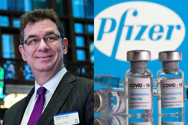 Pfizer CEO's Jewish Past Inspired Vaccine Work - Atlanta Jewish Times