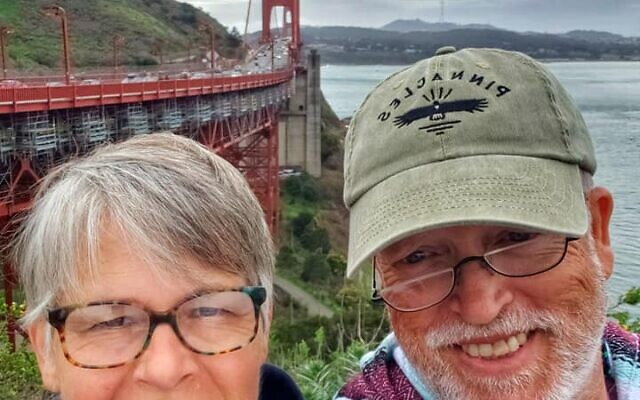The Shaws in San Francisco.